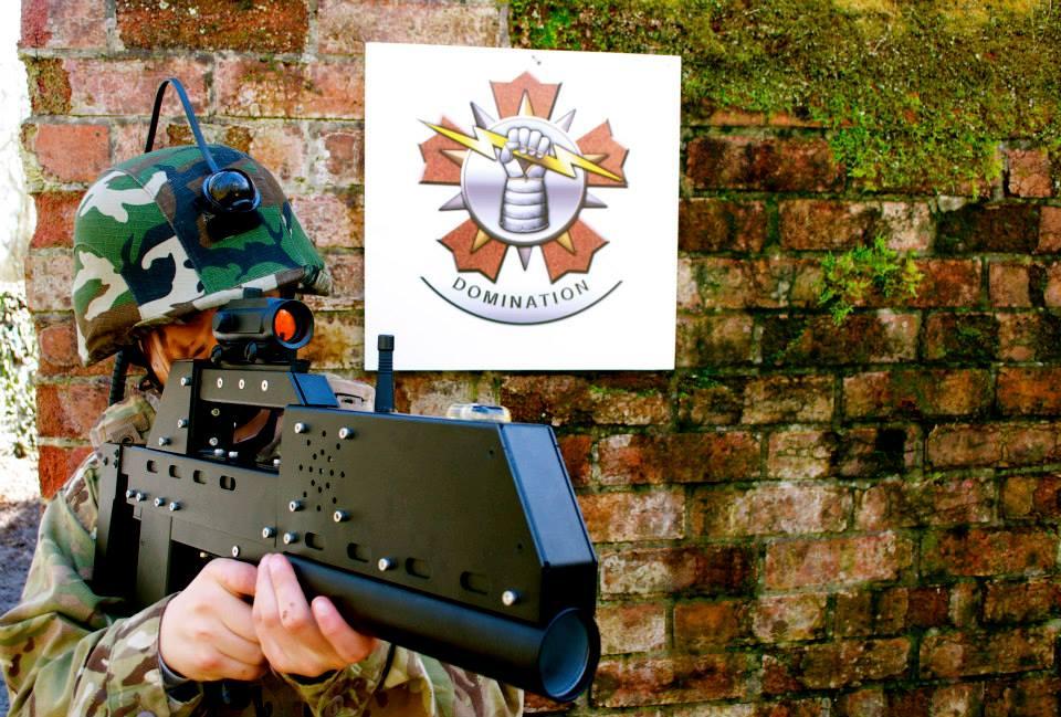 Laser Gaming Oxford